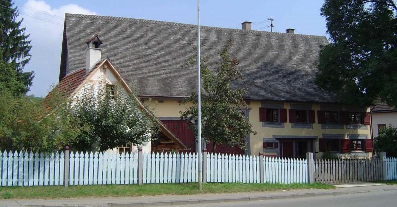 Dorfschmiede in Durchhausen