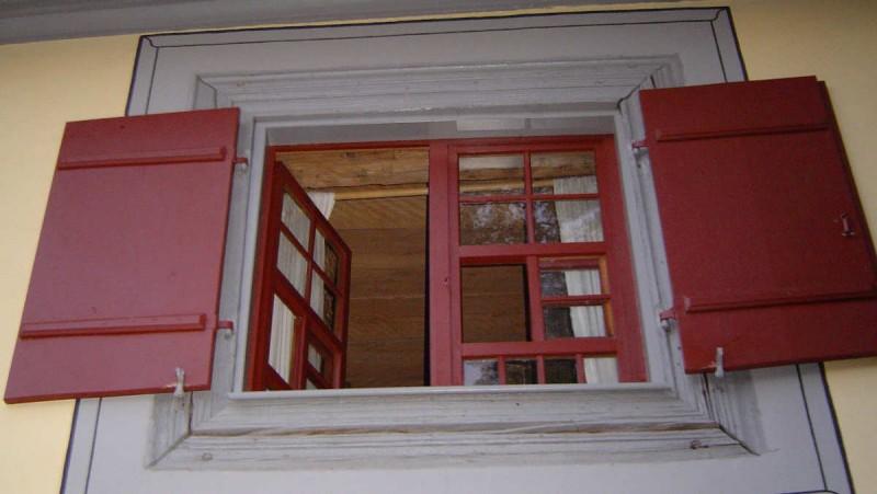 Fensterladenbeschläge